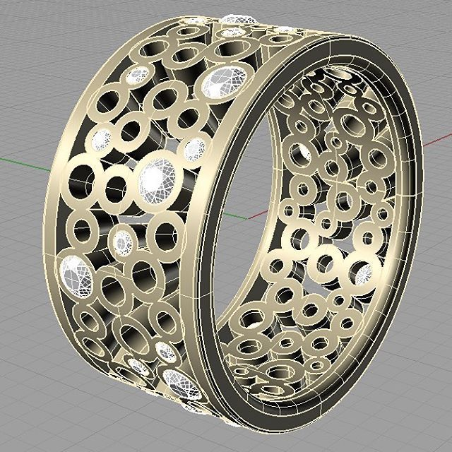 It all starts with a CAD. Easily adaptable, completely unique and a perfect vision of your final piece... #contemporaryjewellery #contemporaryjewelry #rings #weddingring #engagementring #futureheirlooms #lovegold #gold #bespoke #luxuryjewels #oneofakind #diamonds #finejewelry #finejewellery #alternativewedding #alternativeengagement