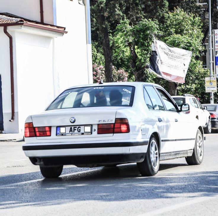 BMW 520i by ErdemDeniz.deviantart.com on @DeviantArt