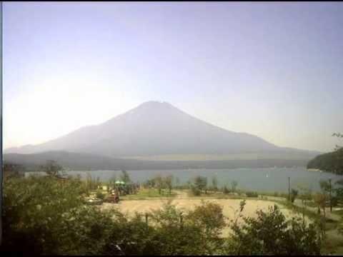 富士山ライブカメラ(山中湖平野カメラ)