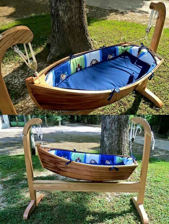 This would be perfect for a nautical themed nursery