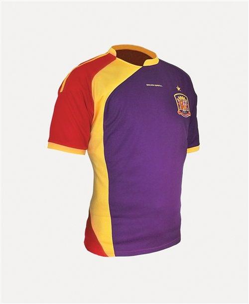 Camiseta de la Selección de Fútbol versión republicana