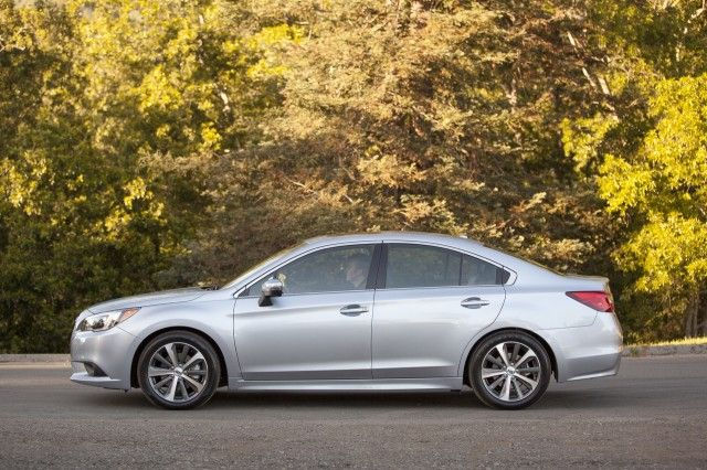 2017 Subaru Legacy Review, Ratings, Specs, Prices, and Photos - The Car Connection