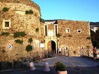 The ancient castle of Pizzo