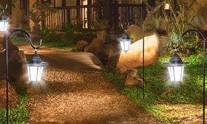 Lanterne LED da giardino