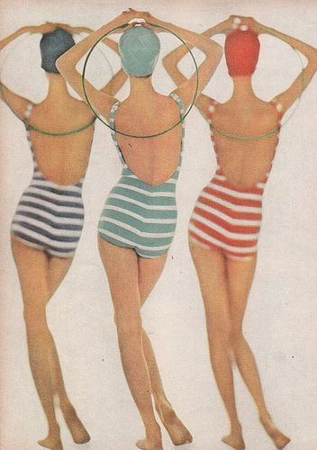 Illustration - Mademoiselle Magazine, c.1961