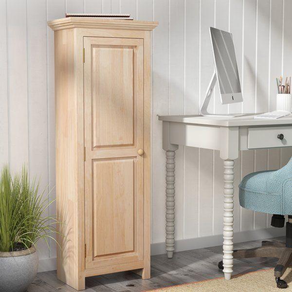 Rossman Storage Cabinet Tall Cabinet Storage Beachcrest Home