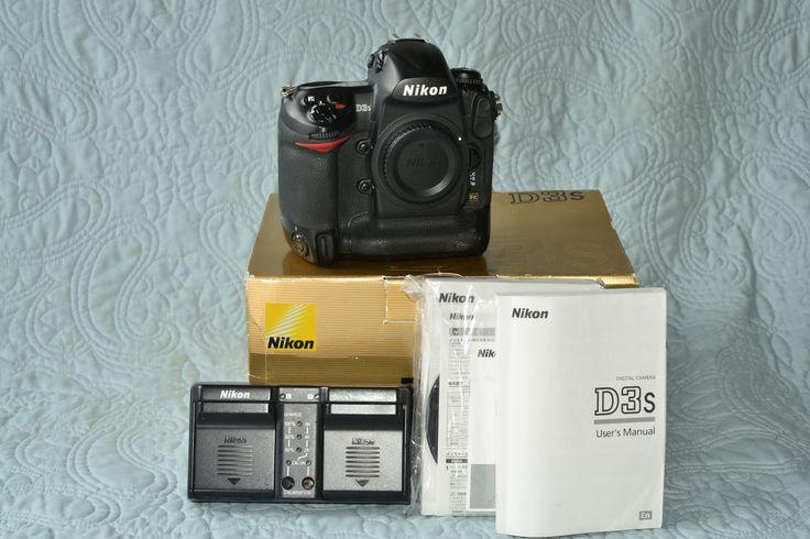 Nikon D3s 12.1MP Camera  Black (Body Only)  Genuine USA Model
