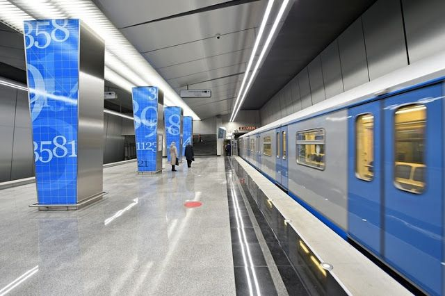 Транспортный блог Saroavto: Итоги 2017 года: новые станции метро