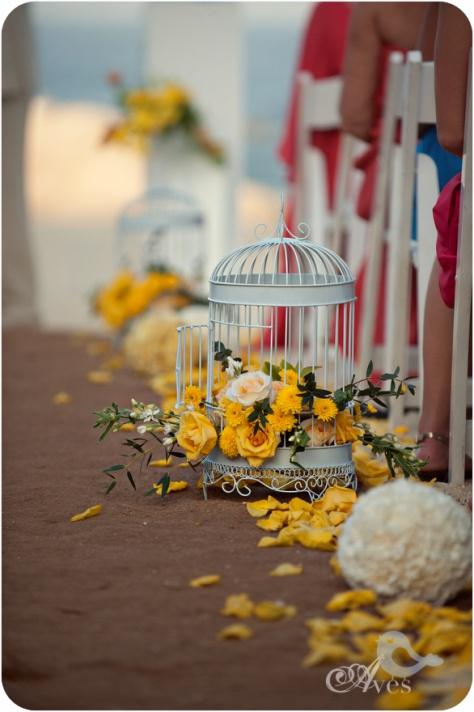 So cute! Wedding by Vivid Occasions