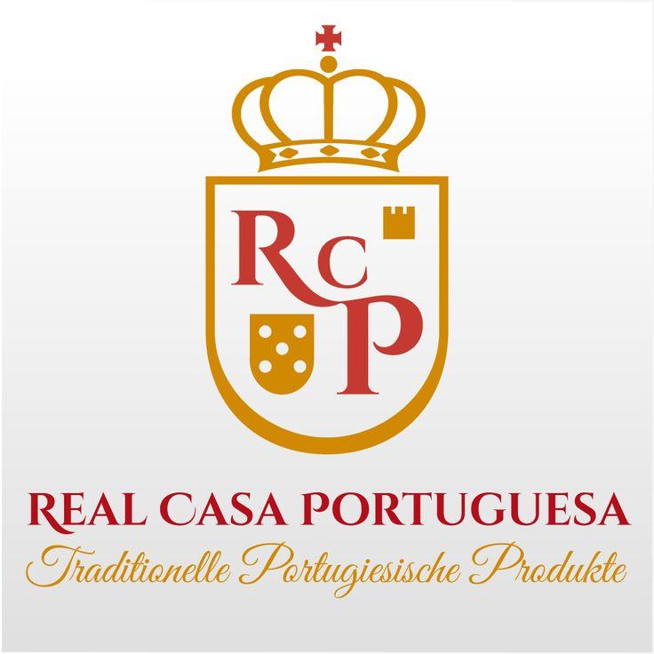 Redesign de logo da Real Casa Portuguesa