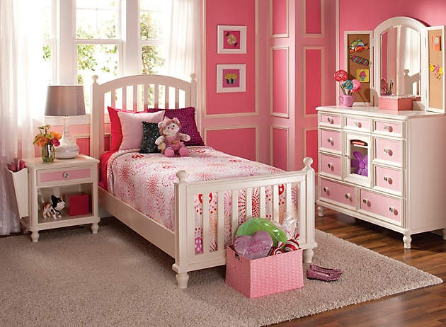 Colorful Kids Rooms | Raymour And Flanigan Furniture Design Center  #RaymourAndFlanigan