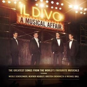 """Od """"Upiora w Operze"""", """"Nędzników"""" po """"West Side Story"""" – nowy album Il Divo to cała gama broadway'owskich szlagierów  :)"""