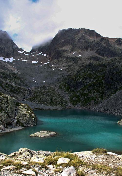 Une belle randonnée au Lac Blanc à Chamonix, Haute-Savoie #Randonnée #Hiking