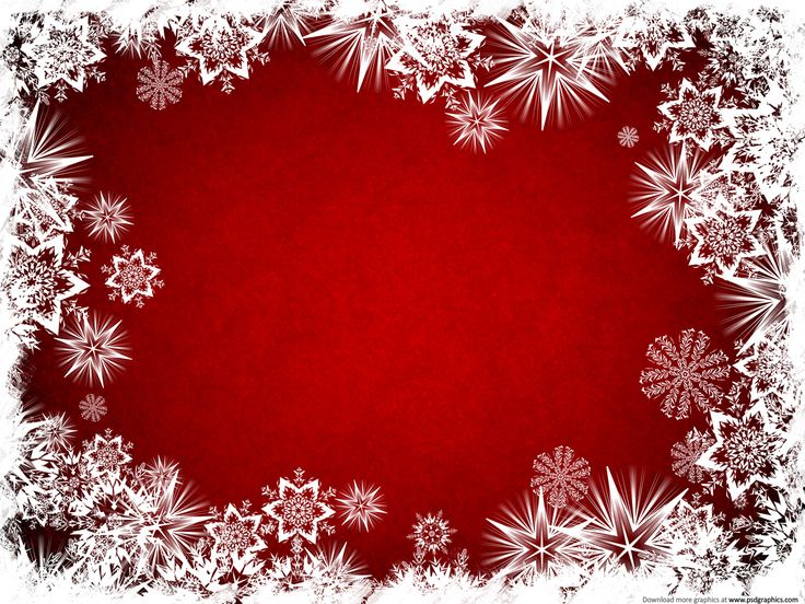 Abstract Christmas background PSDGraphics Free