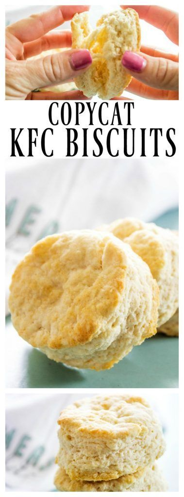 Copycat KFC Biscuits & BEST Breads, Scones & Biscuits Recipes