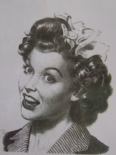 illustrated effect - seen on THE VINTAGE HOUSEWIFE