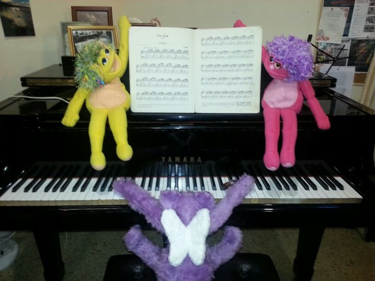 very cool cuddle puppets ........