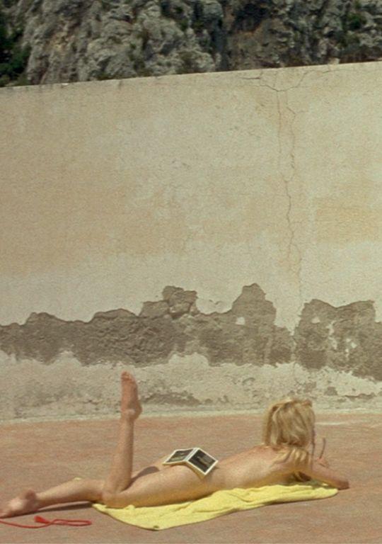 Brigitte Bardot | Le Mépris, 1963