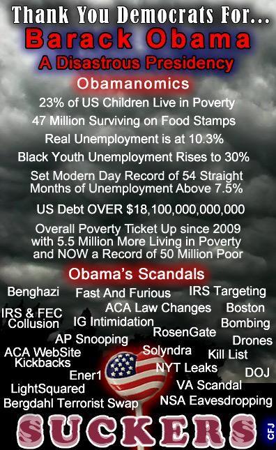 Obama Will Screw Us on
