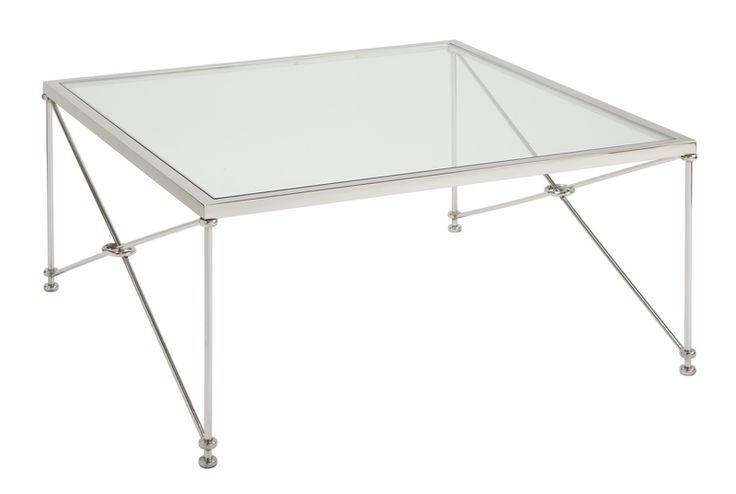 Style in Form Metropolitan Coffee Table Square