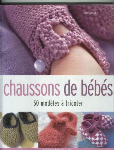 chaussons bébé - Les tricots de Loulou - Picasa Albums Web