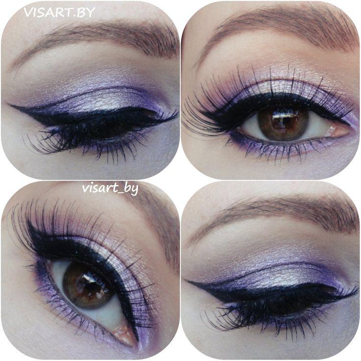 Розово-фиолетовый макияж глаз с палеткой Sleek Original, Inglot гелевая подводка 77, ресницы Ardell #makeupeyes #pink #violet #makeup #glamour #flawless #sleek #makeupaddict #makeupideas #makeupartist #makeupmafia #makeuplover #instamakeup #mua #ardell #bbloggers #макияжглаз #макияж #мэйкап #красивыймакияж #вечерниймакияж #макияжминск #визаж #визажистминск #буднивизажиста #бьютиблоггер  www.visart.by