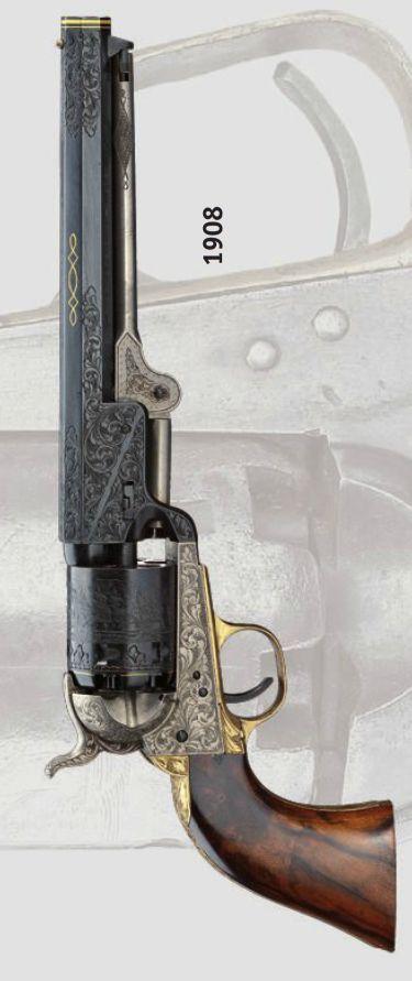 Colt Mod. 1851 Navy, Uberti, USA