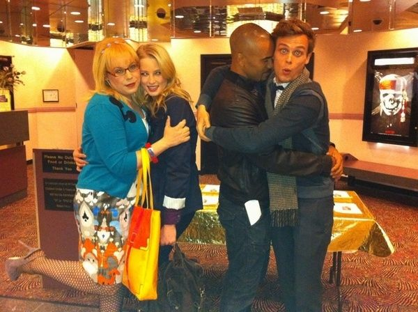 Which is great because he's a great hugger. | Why Matthew Gray Gubler Is The Nerd Of Your Dreams