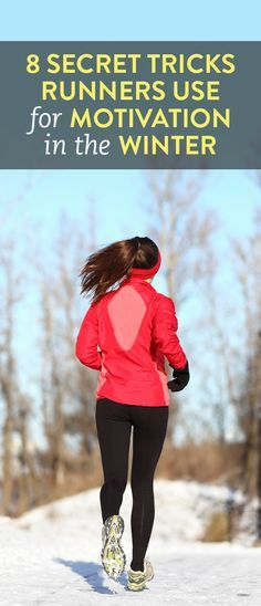 8 tricks for running in the winter - this is a really good article