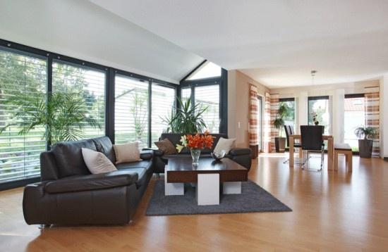 fertighaus wohnidee wohnzimmer fino wohnideen wohnzimmer. Black Bedroom Furniture Sets. Home Design Ideas