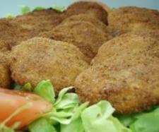 Receta Clon de Nuggets de pollo - Receta de la categoria Carnes y aves