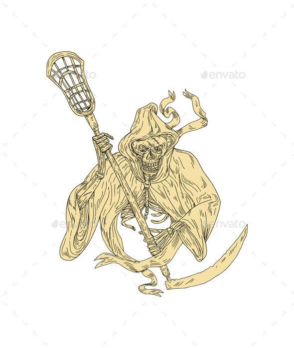 25 Best Ideas About Grim Reaper Drawings On Pinterest