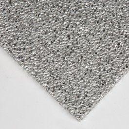 PLANCHA DE ESPUMA DE ALUMINIO La Plancha de espuma de Aluminio ofrece un aspecto atractivo y unas propiedades únicas que la convierten en un material innovador para múltiples y sorprendentes aplicaciones como la decoración de interiores, la fabricación de paneles de alta resistencia, el embalaje o los separadores para baterías. Disponible en varios grosores.  #AluminiumFoam #EspumadeAluminio #AluminioEspumado #PlanchadeEspumadeAluminio