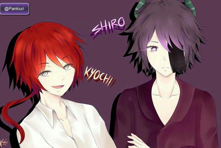 Kyochi y Shiro -Time Traveler-
