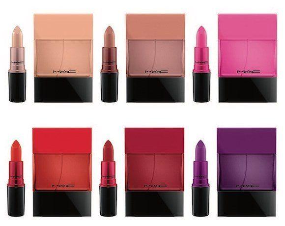 Nova coleção de perfumes M.A.C Shadescents | Sutileza Feminina