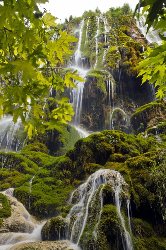 Guney Falls, Denizli, Turkey