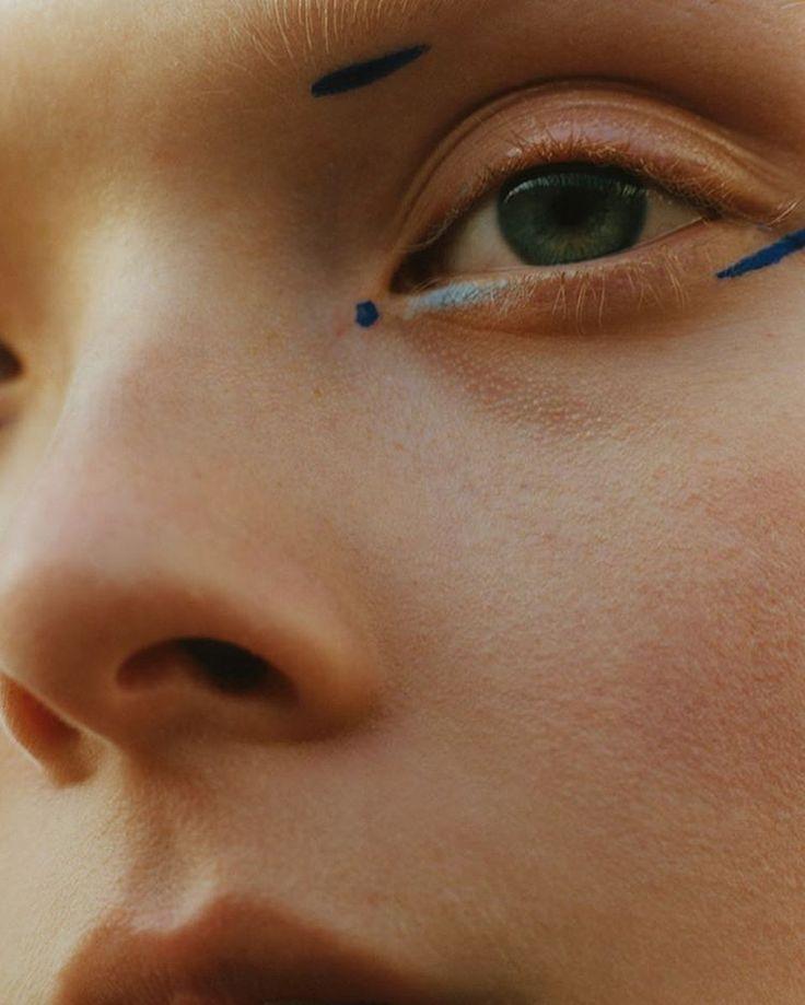 makeup by Thomas de Kluyver