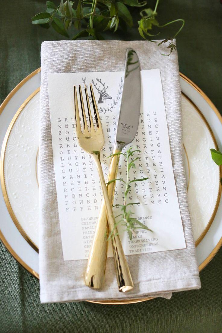 Thanksgiving word search | Free printable