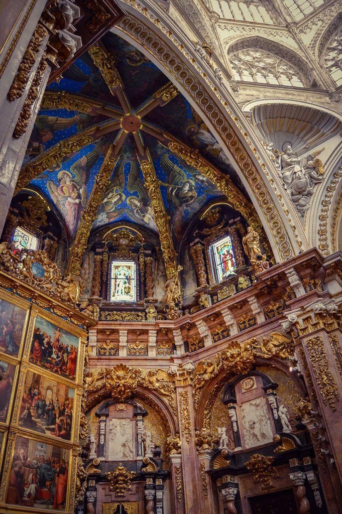 Altar Mayor de la Catedral de Valencia (Valencia - Spain)