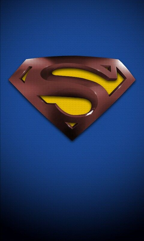 87 Superman Returns Logo Wallpaper Superman Wallpaper Containing
