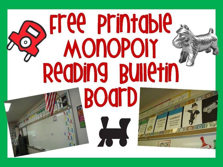 Mrs. Shiningers Blog: Board Game Theme Freebies!