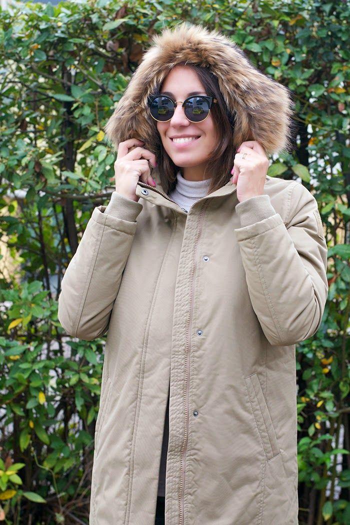 #winter - #fur - #parka - #bomboogie