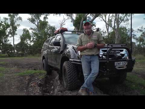 Pros & Cons of Fitting Large 4WD Tyres with Graham Cahill from Australian 4WD Action - YouTube