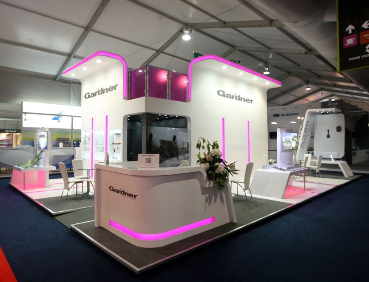 Kubik Exhibition Stand View : Visual marketing and business promotion through exhibition