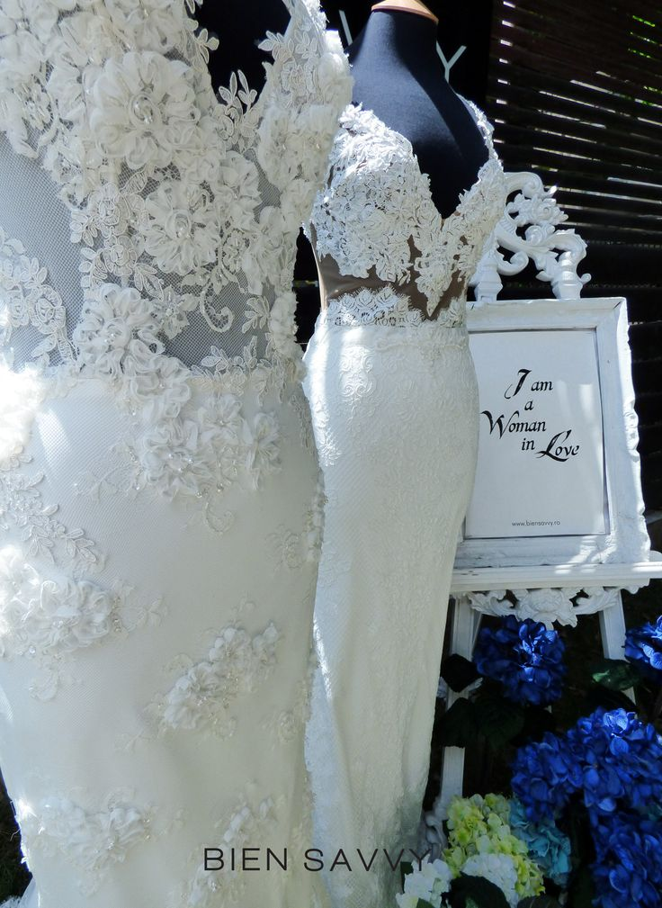 BIEN SAVVY premieres the 2017 wedding dresses at the Harrogate Bridal Show, this September in UK. For more, visit: goo.gl/PKRl0M