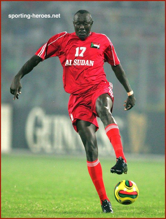 Faisal Agab - Sudan - African Cup of Nations 2008