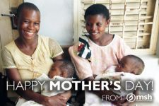 Happy Mother's Day from MSH  NGO Job Vacancy  Happy Mother's Day from MSH  May 12 2017  Photo Credit: Carmen Urdaneta/MSH  Mothers are caregivers educators leaders and decision-makers. And they are frontline health workers and first responders safeguarding their families' and communities' health and well-being. Mothers do everything for their families. Even when pregnant they travel for days on foot or by boat to give birth at the nearest health facility. They cradle their sick children as…