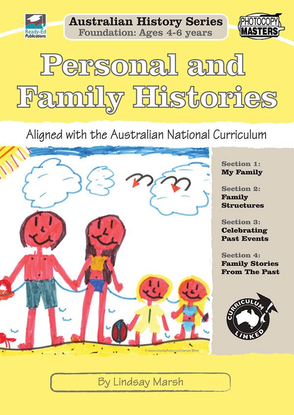 The Australian History Serieshas been written for students living in Australia who are studying History in Kindergarten/Pre-Primary through to Year 7. Read More →