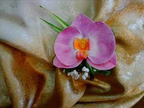 Flori din lut polimeric