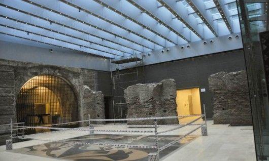 Ayer Aduana Taylor, hoy Museo del Bicentenario